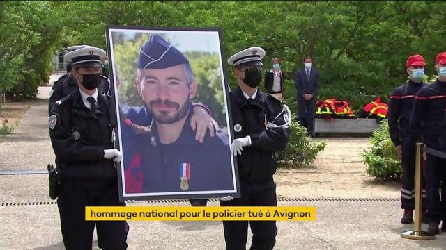 Policier tué à Avignon : un hommage national rendu à Éric Masson
