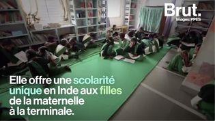 VIDEO. En Inde, une école change le destin de ses élèves (BRUT)