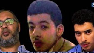 L'enquête progresse rapidement au Royaume-Uni, après l'attentat de Manchester lundi 22 mai. La police libyenne a arrêté le père et le frère du kamikaze. (France 3)