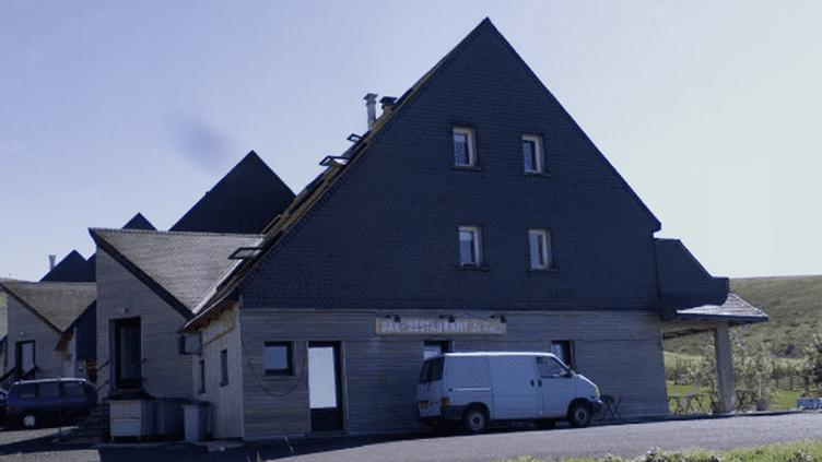 Le restaurant Le Roc à Chastreix-Sancy. (GOOGLE STREET VIEW)