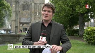 Marine Le Pen est ce jeudi matin à Dol-de-Bretagne. Quel est l'objet de ce déplacement? (FRANCEINFO)