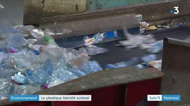 Un bonus-malus mis en place pour réduire la consommation de plastique