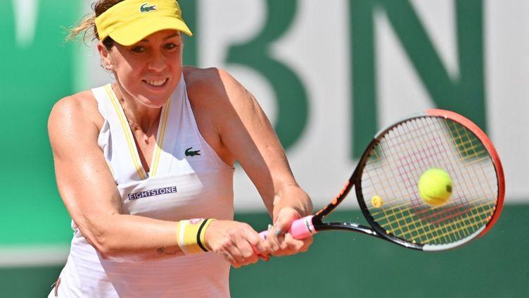 Anastasia Pavlyuchenkova se qualifie en finale. (MUSTAFA YALCIN / ANADOLU AGENCY)