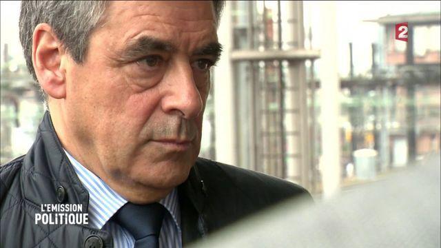 """""""L'Emission politique"""" : François Fillon face à des cheminots"""