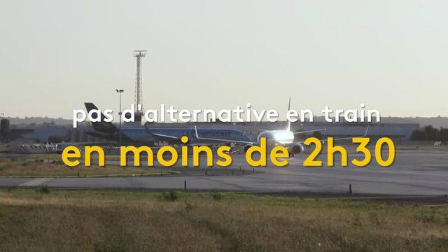 Vrai ou Fake: quel bénéfice écologique pour la fermeture des lignes intérieures Air France ?