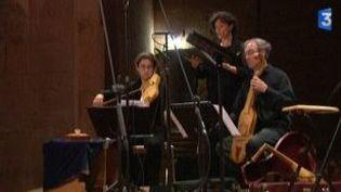 Du chant grégorien aux rencontres de musique médiévale du Thoronet  (Culturebox)