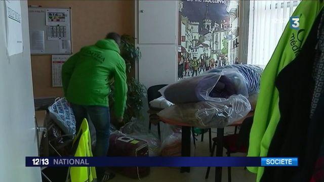 Angoulême : un appel aux dons de couvertures pour les sans-abri
