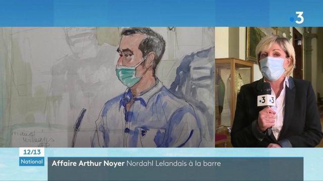 Affaire Arthur Noyer : Nordahl Lelandais à la barre de la cour d'assises de Chambéry
