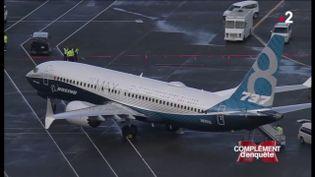 Boeing 737 MAX : ce qui pourrait être à l'origine des accidents (COMPLÉMENT D'ENQUÊTE/FRANCE 2)