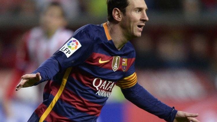 Lionel Messi (FC Barcelone) (MIGUEL RIOPA / AFP)