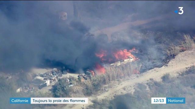 Californie : dix jours de bataille contre les flammes
