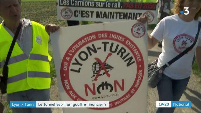 Lyon-Turin : un gouffre financier à 7 milliards d'euros ?
