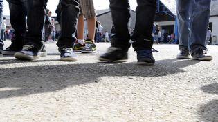 Trois suicides se produits ces derniers mois dans des établissements de Charente. (DAMIEN MEYER / AFP)