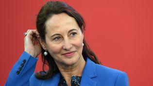 Ségolène Royal, ministre de l'Ecologie, à Lyon (Rhône), le 2 décembre 2014. (PHILIPPE DESMAZES / AFP)