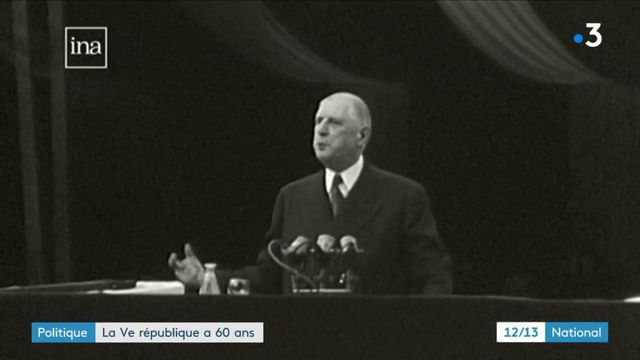 Politique : la Ve République a 60 ans