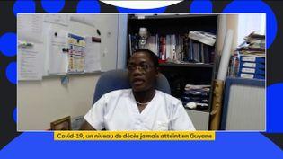 Félix Djossou (FRANCEINFO)