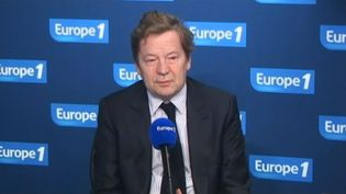 Maurice LantournesurEurope 1, le 1er juillet 2013. (CAPTURE D'ÉCRAN / EUROPE 1)