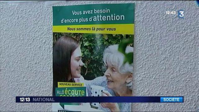 Toulouse : une ligne d'écoute pour les seniors face à la solitude