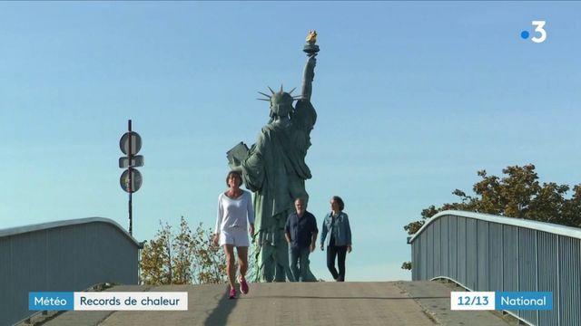 Météo : des records de chaleur en France