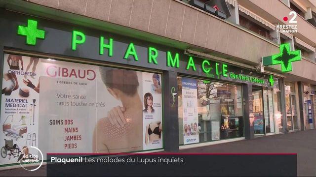 Coronavirus : le Plaquenil en rupture de stock dans les pharmacies