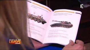 En Lituanie, un manuel de survie en cas d'invasion russe (FRANCE 3 / FRANCETV INFO)