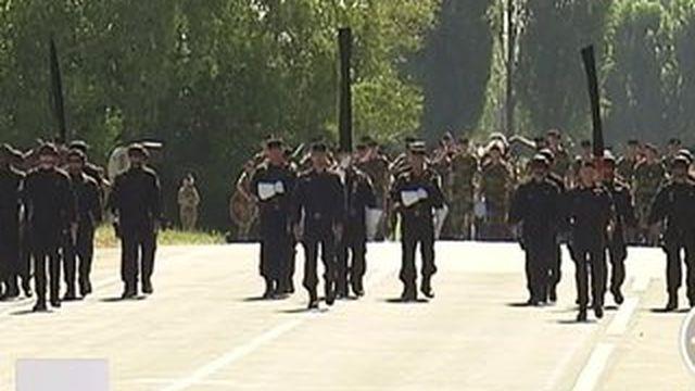 Défilé du 14-juillet : une première pour les troupes d'élites