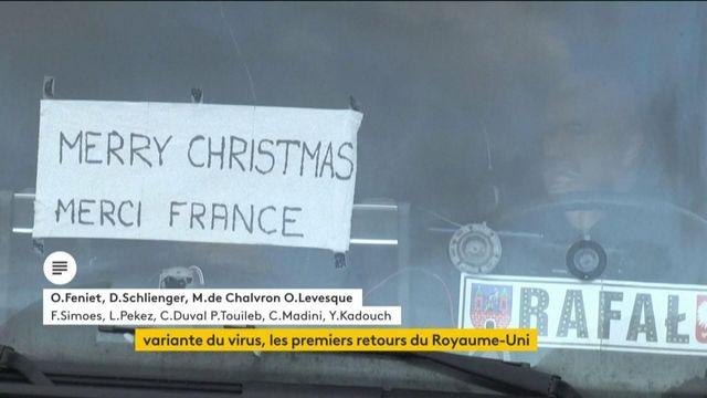Royaume-Uni : les expatriés français peuvent rentrer avec un test négatif de moins de 72 heures