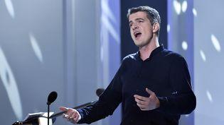Le contre-tenor Philippe Jaroussky, 2015  (LOIC VENANCE / AFP)