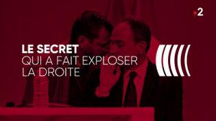Complément d'enquête.Bygmalion : le secret qui a fait exploser la droite (COMPLÉMENT D'ENQUÊTE/FRANCE 2)