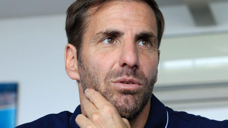 Gonzalo Quesada, ancien joueur de Top 14 et l'entraîneur adjoint de l'équipe des Pumas. (DROUINAUD EMILIE / MAXPPP)