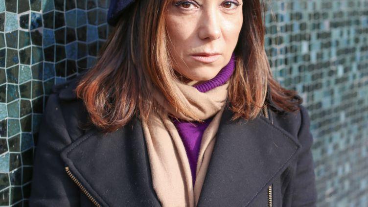 Sarah Abitbol  (CELINE VILLEGAS / HANS LUCAS)