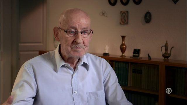 A 88 ans, un ancien membre des Jeunesses hitlériennes se confie