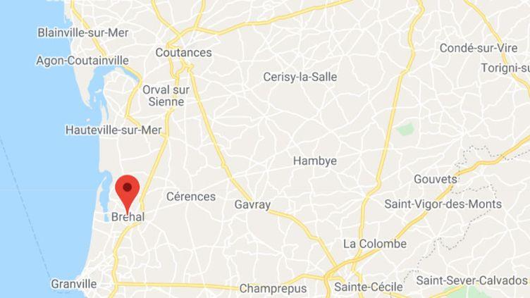 Bréhal (Manche). (GOOGLE MAPS)