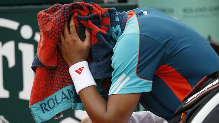 La grande déception de Jo-Wilfried Tsonga