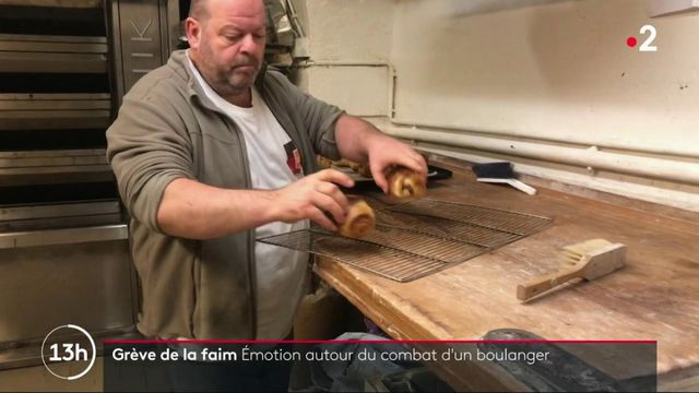 Doubs : un boulanger en grève de la faim pour protester contre l'expulsion de son apprenti