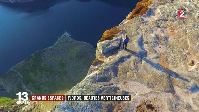 Découverte : le fjord de Lysen, l'un des plus beaux de Norvège