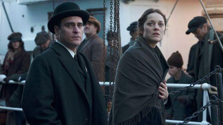 "Joaquin Phoenix et Marion Cotillard dans ""The Immigrant"" de James Gray  (Wild Bunch Distribution)"