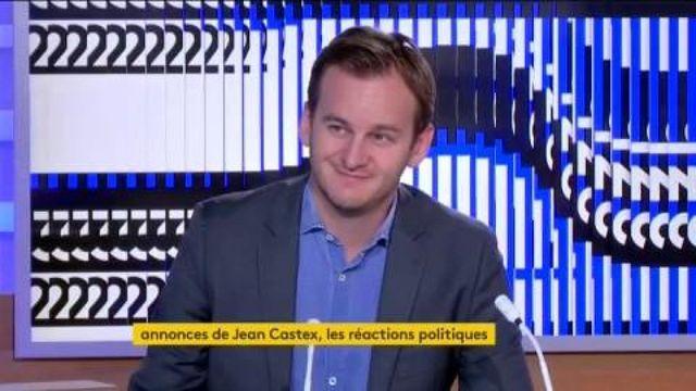 Sécurité : les réactions politiques aux annonces de Jean Castex