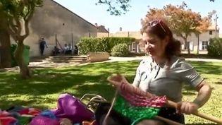 Tendance : le grand retour du tricot (FRANCE 2)