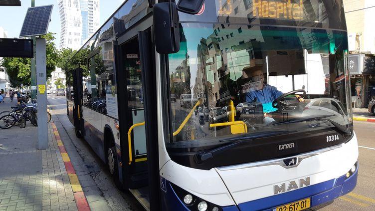 La municipalité de Tel Aviv envisage de faire circuler des bus le shabbat ce qui serait une révolution en Israël. (FRÉDÉRIC MÉTÉZEAU / ESP - REDA INTERNATIONALE)