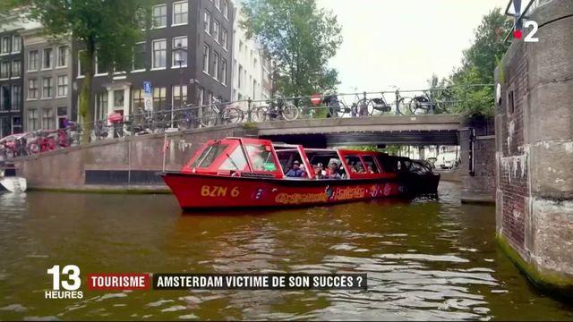 Tourisme : Amsterdam victime de son succès ?