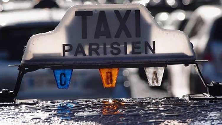 (La guerre entre taxis et VTC se poursuit... © Maxppp)