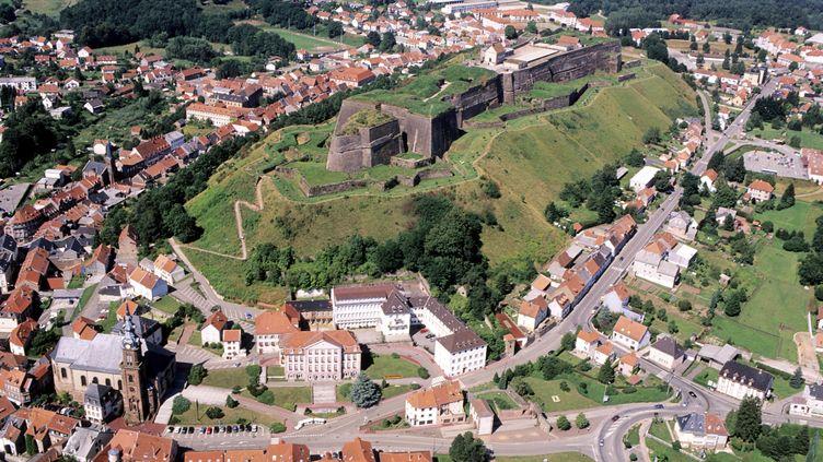 La Citadelle de Bitche, en Moselle, fait partie des sites sélectionnés pour le loto du patrimoine 2019. (BARBIER BRUNO / HEMIS.FR)