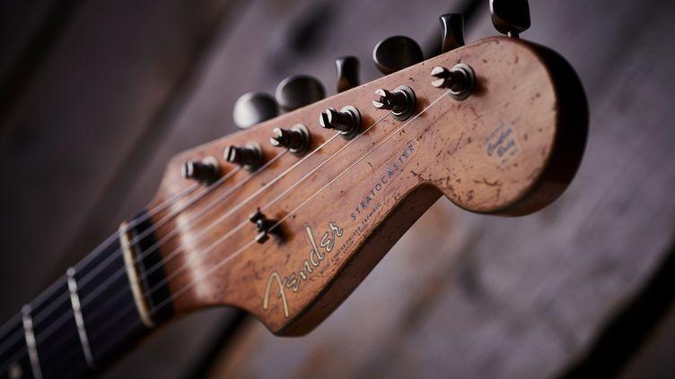 Guitare de la marque Fender, 2019 (GUITARIST MAGAZINE / FUTURE PUBLISHING)