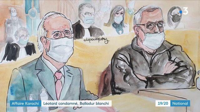 Justice : Édouard Balladur relaxé dans l'affaire Karachi