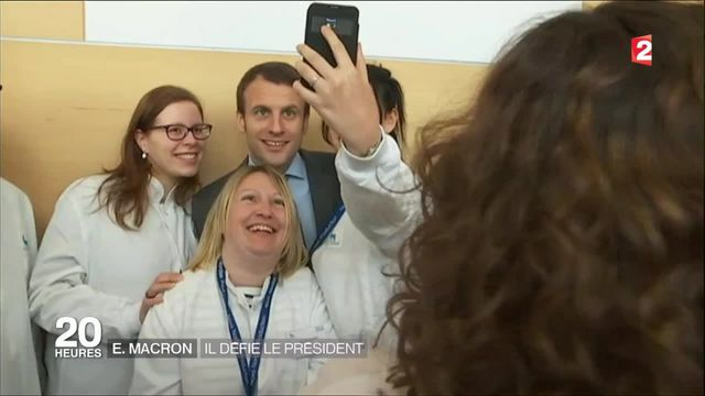 Emmanuel Macron : un rival de François Hollande ?