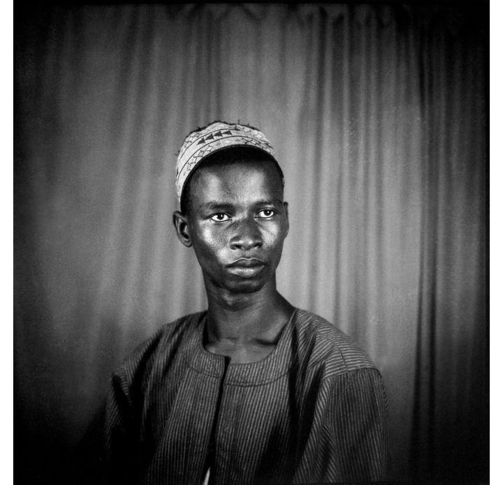 "Philippe Koudjina, ""Sans titre"", Niamey (c.1960-1970)  (Philippe Koudjina, courtesy Contrechamps)"