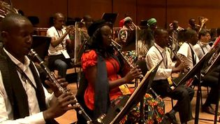 L'orchestre du Congo  (France3/culturebox)