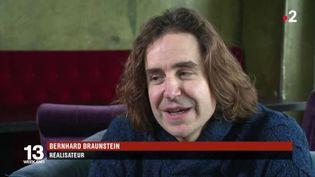 "Bernhard Braunstein, réalisateur de ""Atelier de conversation"" (FRANCE 2)"