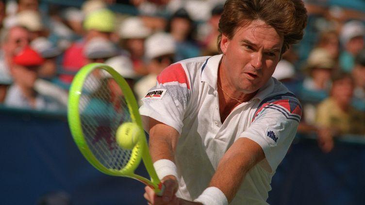 Jimmy Connors (US Open 1991) (JOHN MOTTERN / AFP)